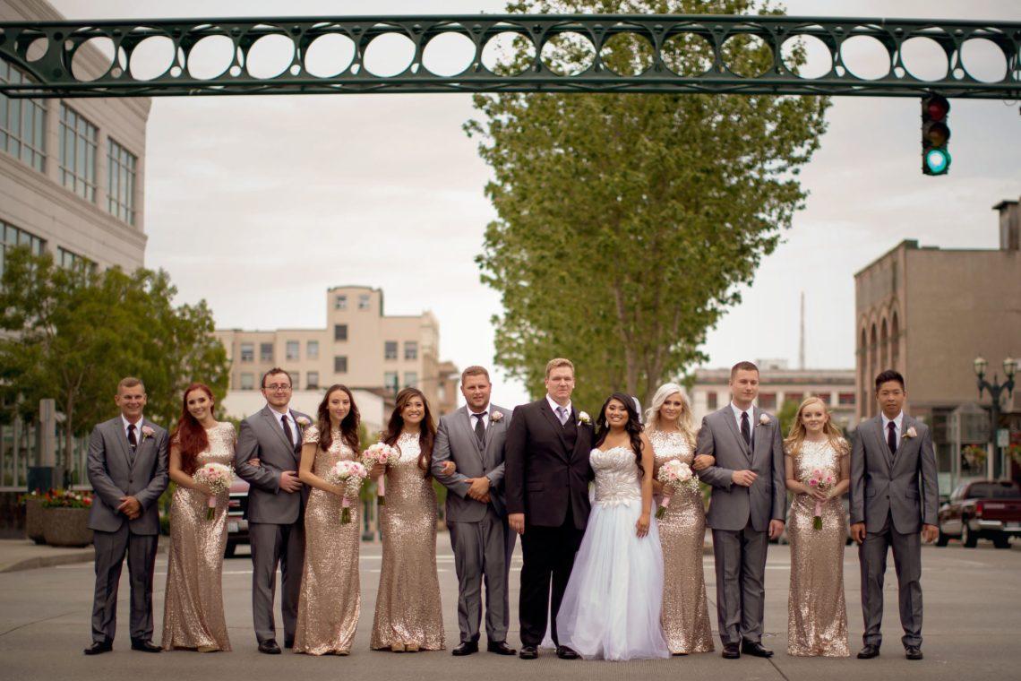 Aleshchenko Wedding Party 15 GLAM MONTE CRISTO BALLROOM WEDDING | EVERETT WEDDING PHOTOGRAPHER