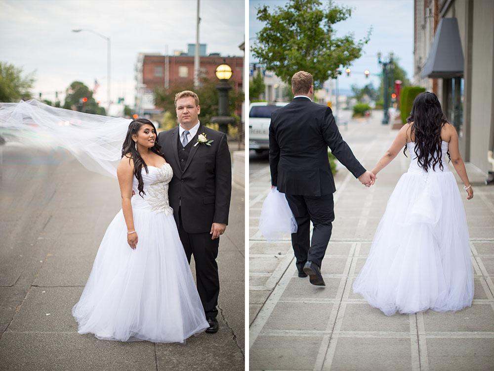 bride groom 1 GLAM MONTE CRISTO BALLROOM WEDDING | EVERETT WEDDING PHOTOGRAPHER