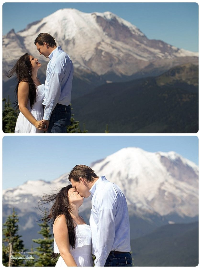 2015 12 16 0009 Crystal Mountain Resort Engagement  | Enumclaw Engagement Photographer