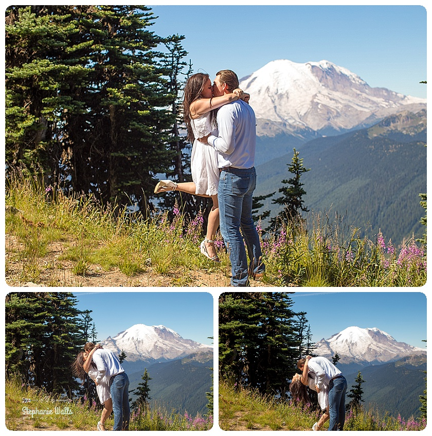 2015 12 16 0027 Crystal Mountain Resort Engagement  | Enumclaw Engagement Photographer