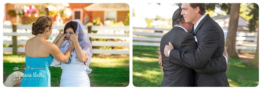 2015 12 22 0005 Enumclaw Private Backyard Wedding | Enumclaw Wedding Photographer