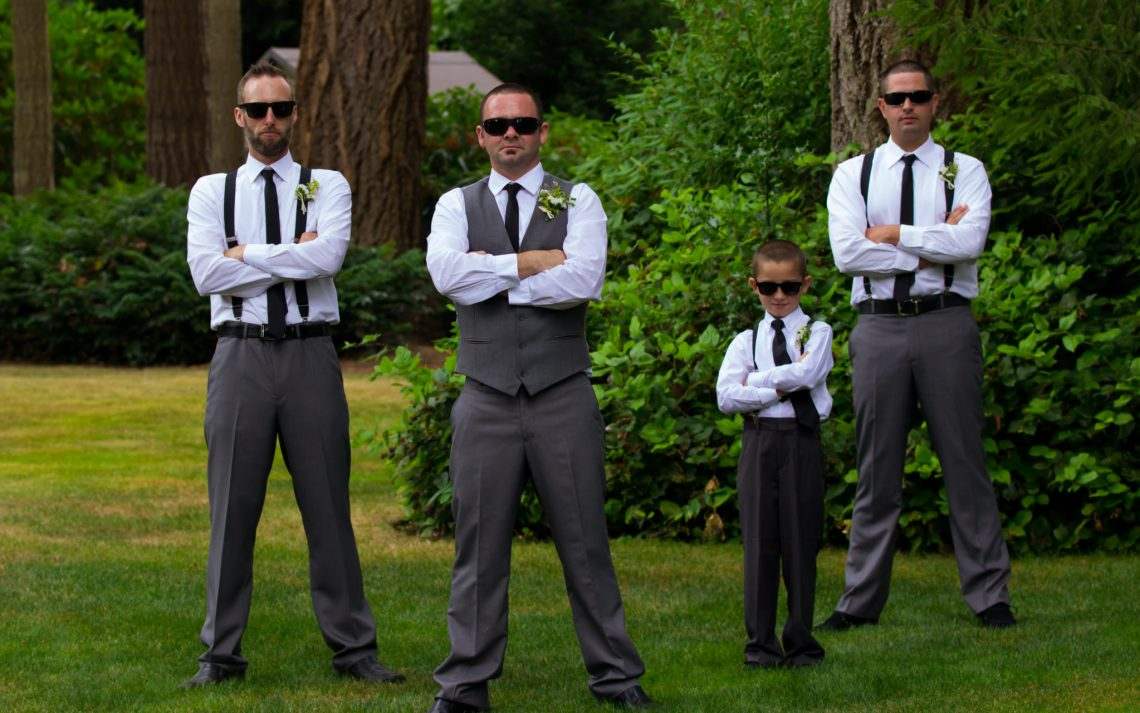 Cruz Groomsmen 34 WOODINVILLE BACKYARD POOL WEDDING | WOODINVILLE WEDDING PHOTOGRAPHER