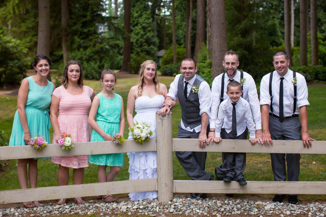 Cruz Wedding Party 311 WOODINVILLE BACKYARD POOL WEDDING | WOODINVILLE WEDDING PHOTOGRAPHER