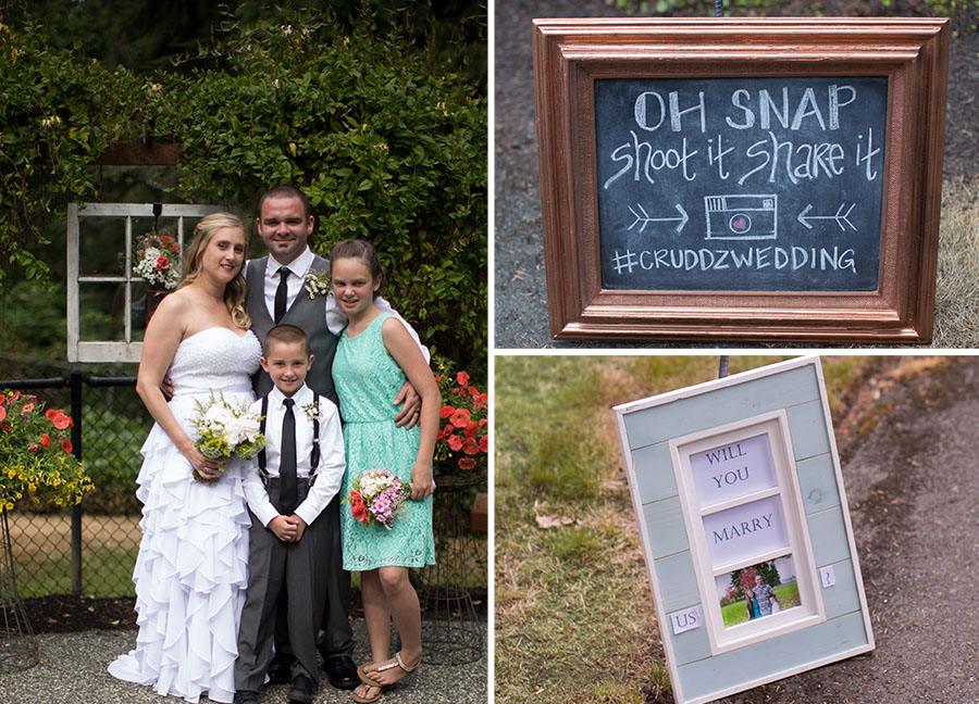 cruz6 WOODINVILLE BACKYARD POOL WEDDING | WOODINVILLE WEDDING PHOTOGRAPHER