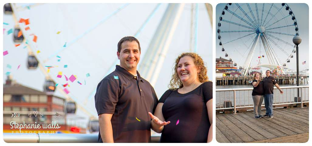 2016 01 22 0030 GREAT WHEEL & PIKE PLACE ENGAGEMENT | SEATTLE ENGAGEMENT PHOTOGRAPHER