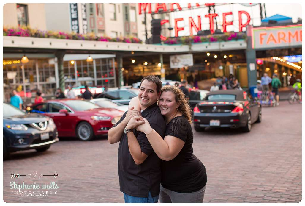 2016 01 22 0036 GREAT WHEEL & PIKE PLACE ENGAGEMENT | SEATTLE ENGAGEMENT PHOTOGRAPHER