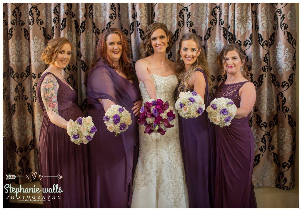 2016 02 16 0010 Purple Glam | Monte Cristo Ballroom Wedding Everett, Washington