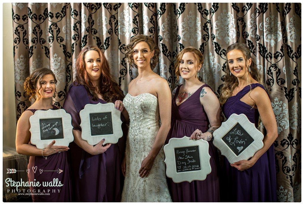 2016 02 16 0038 Purple Glam | Monte Cristo Ballroom Wedding Everett, Washington