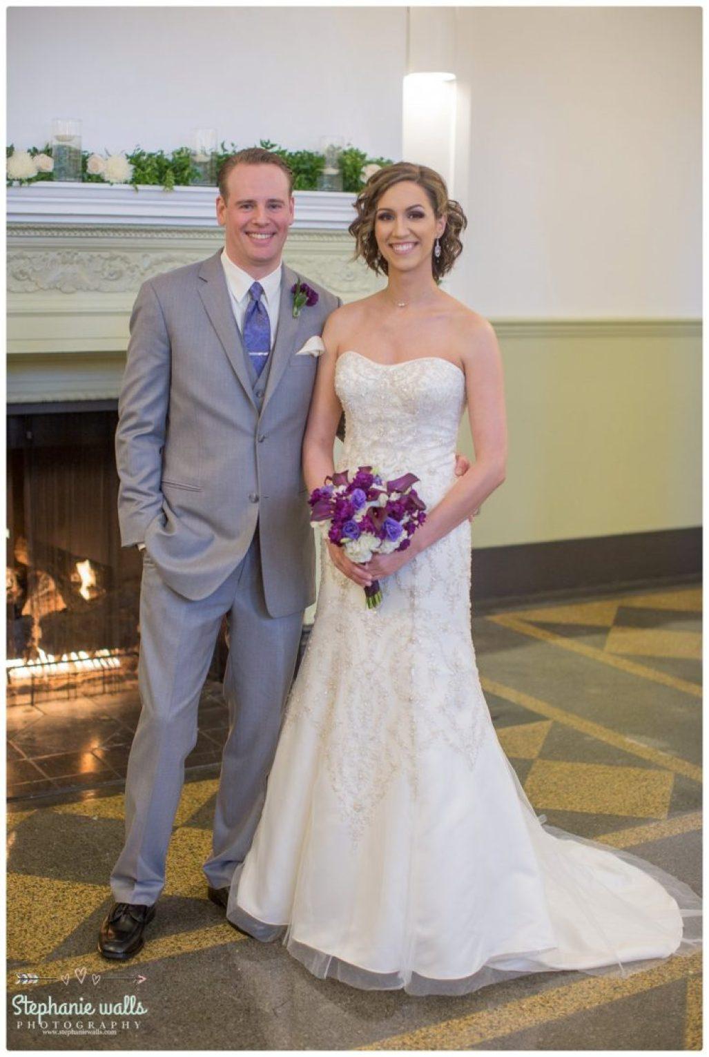 2016 02 16 0052 Purple Glam | Monte Cristo Ballroom Wedding Everett, Washington