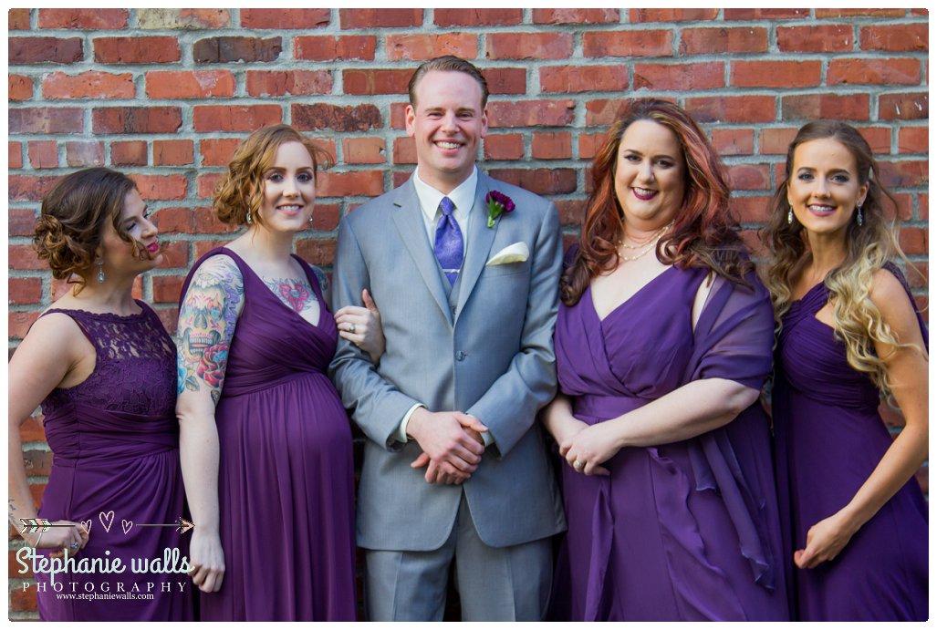 2016 02 16 0079 Purple Glam | Monte Cristo Ballroom Wedding Everett, Washington