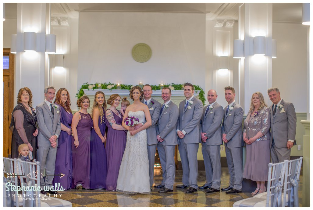 2016 02 16 0100 Purple Glam | Monte Cristo Ballroom Wedding Everett, Washington