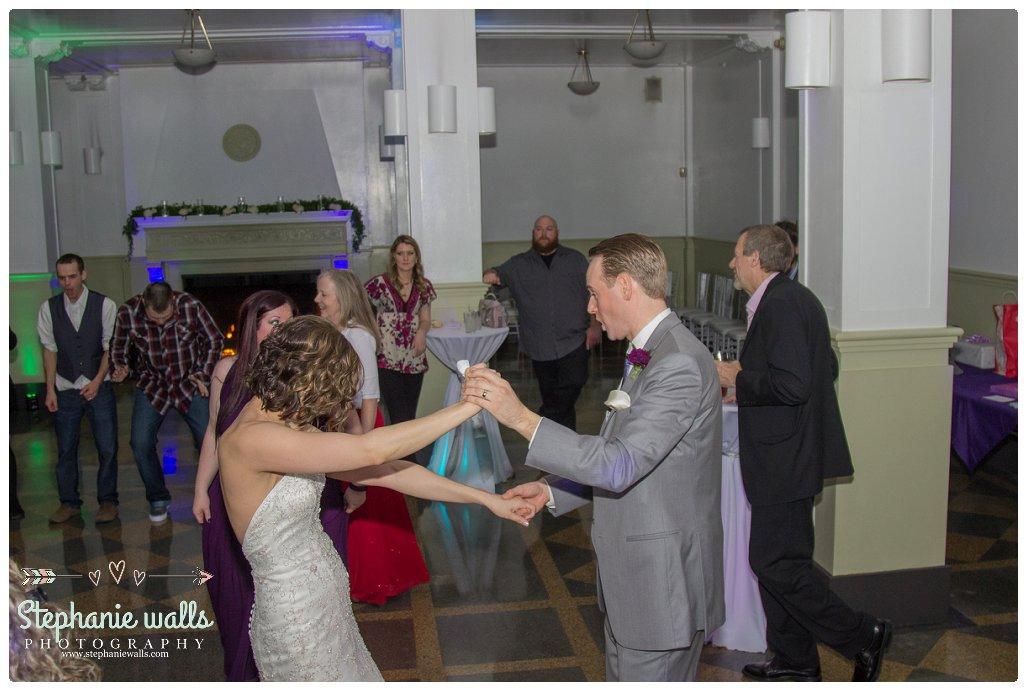 2016 02 16 0137 Purple Glam | Monte Cristo Ballroom Wedding Everett, Washington