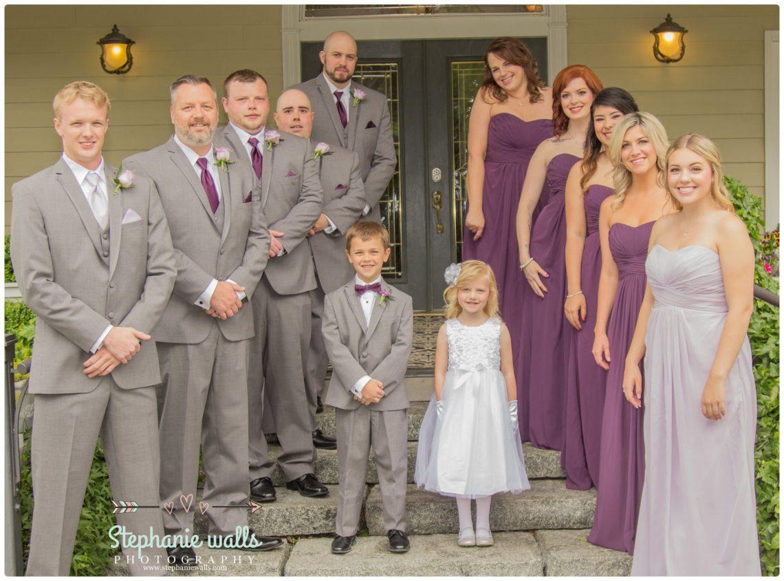 Schroeder Wedding 28 Grand Willow Wedding   Grand Willow Inn Mount Vernon Wedding