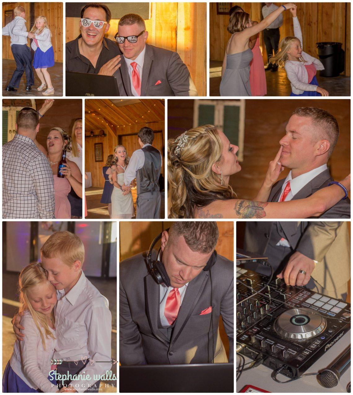 Baker Wedding 121 Blending Beats Together | Olympic View Estates Snohomish WA