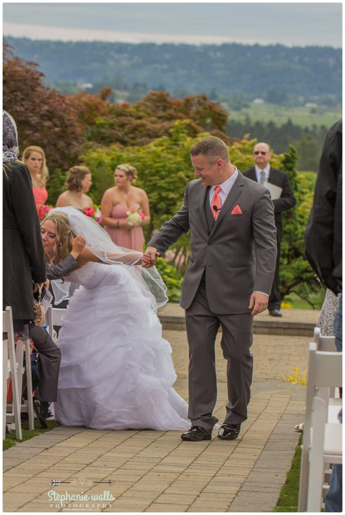 Baker Wedding 221 Blending Beats Together | Olympic View Estates Snohomish WA