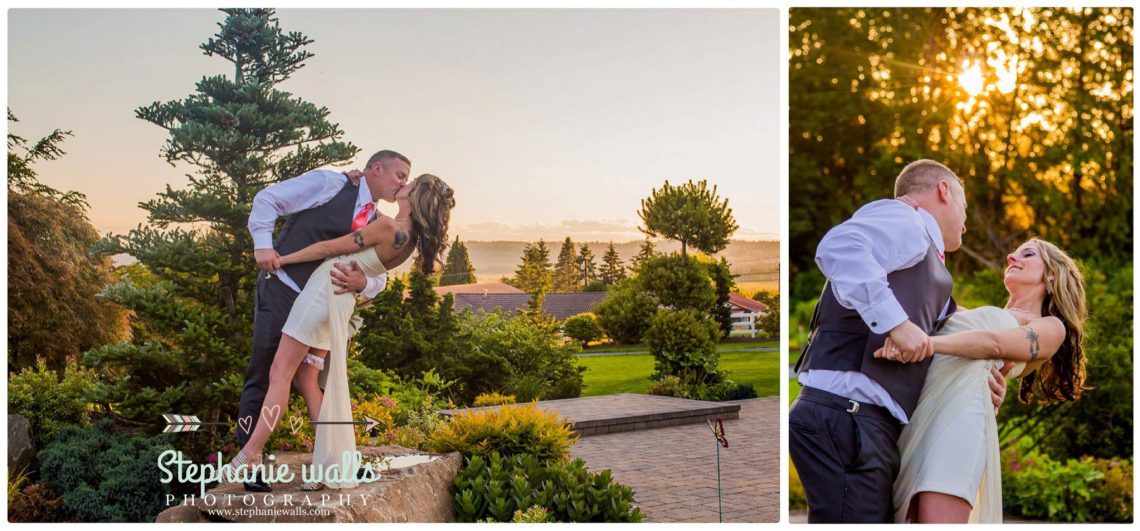 Baker Wedding 56 Blending Beats Together | Olympic View Estates Snohomish WA