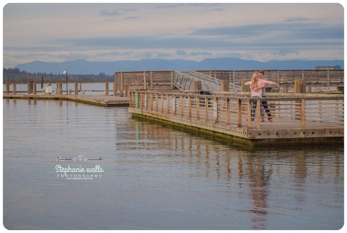 2016 12 21 0011 Windy Engagement | Everett Marina Dock Engagement Session