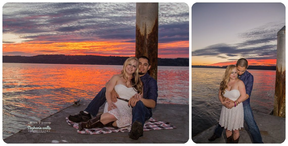 2017 01 20 0104 Sunset Engagement | Mukilteo Lighthouse Engagement Session