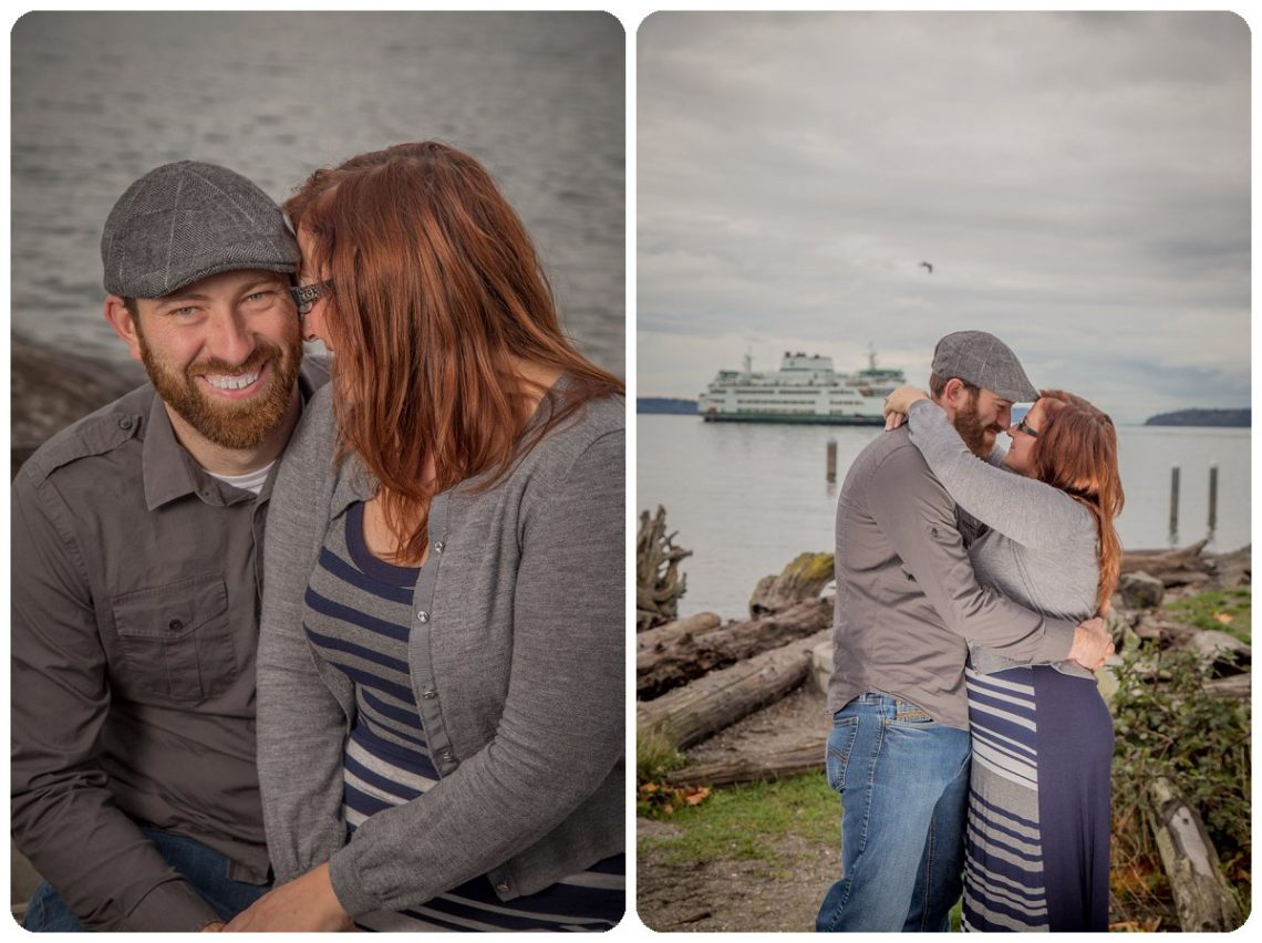 2017 02 06 0010 Sailing our love through blue skys | Mukilteo Lighthouse Engagement Session