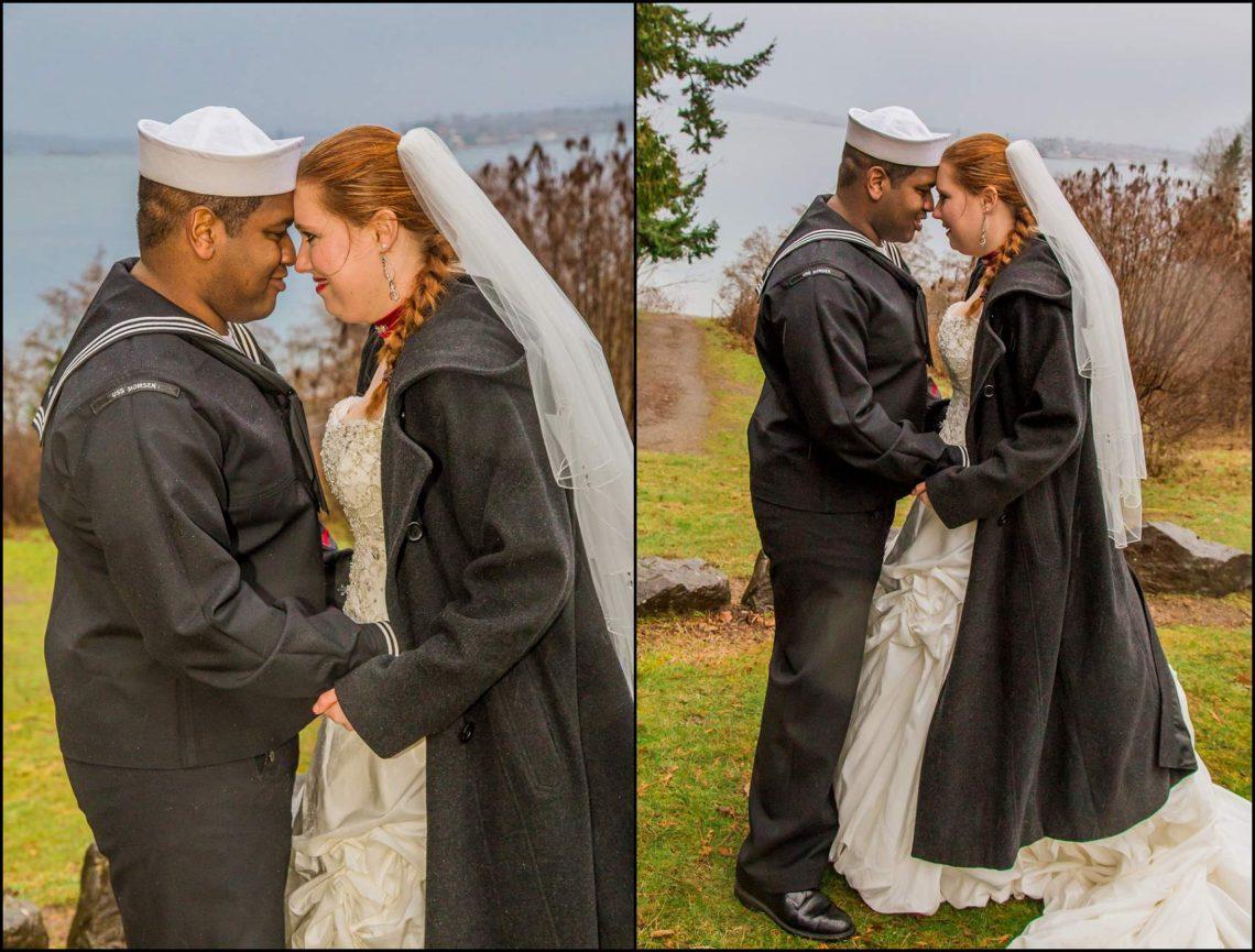 Ashley Sean 32 LOVE HAS SET SAIL | HOWARTH PARK ELOPEMENT | EVERETT, WASHINGTON