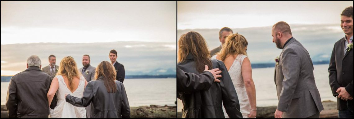 Buck Wedding 86 WATCHING SUNSETS TOGETHER |  BEACH ELOPEMENT WEDDING EDMONDS, WA