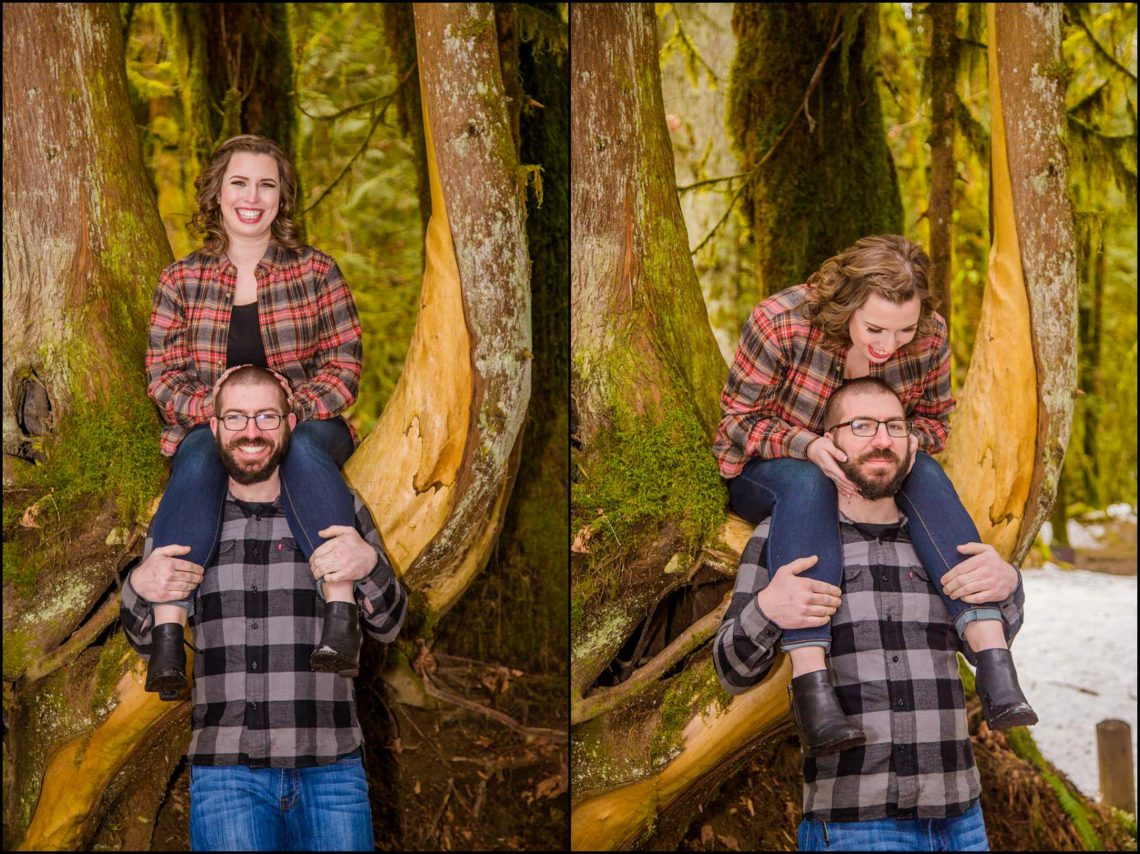 Lauren Hovig 1 I LOVE YOU I KNOW | MONEY CREEK ENGAGEMENT SESSION | SKYKOMISH, WA