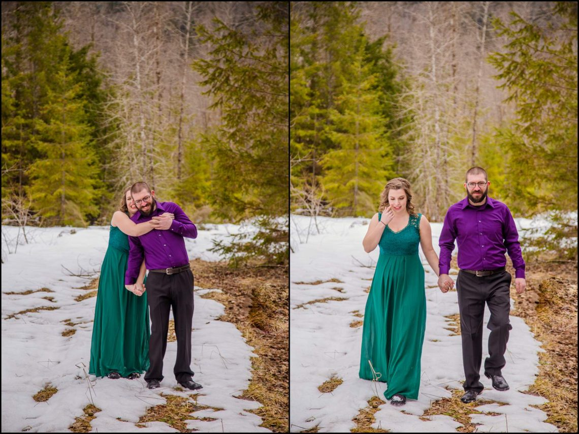 Lauren Hovig 130 I LOVE YOU I KNOW | MONEY CREEK ENGAGEMENT SESSION | SKYKOMISH, WA