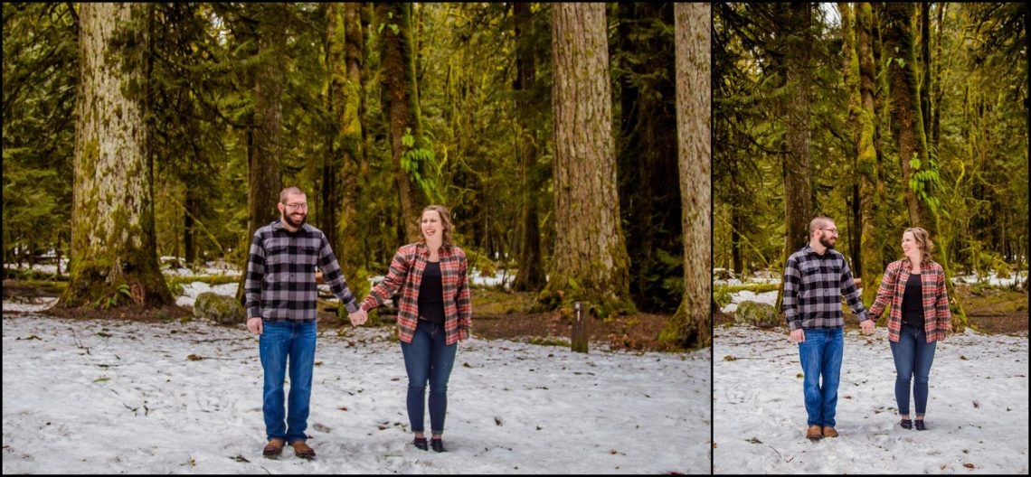 Lauren Hovig 17 I LOVE YOU I KNOW | MONEY CREEK ENGAGEMENT SESSION | SKYKOMISH, WA
