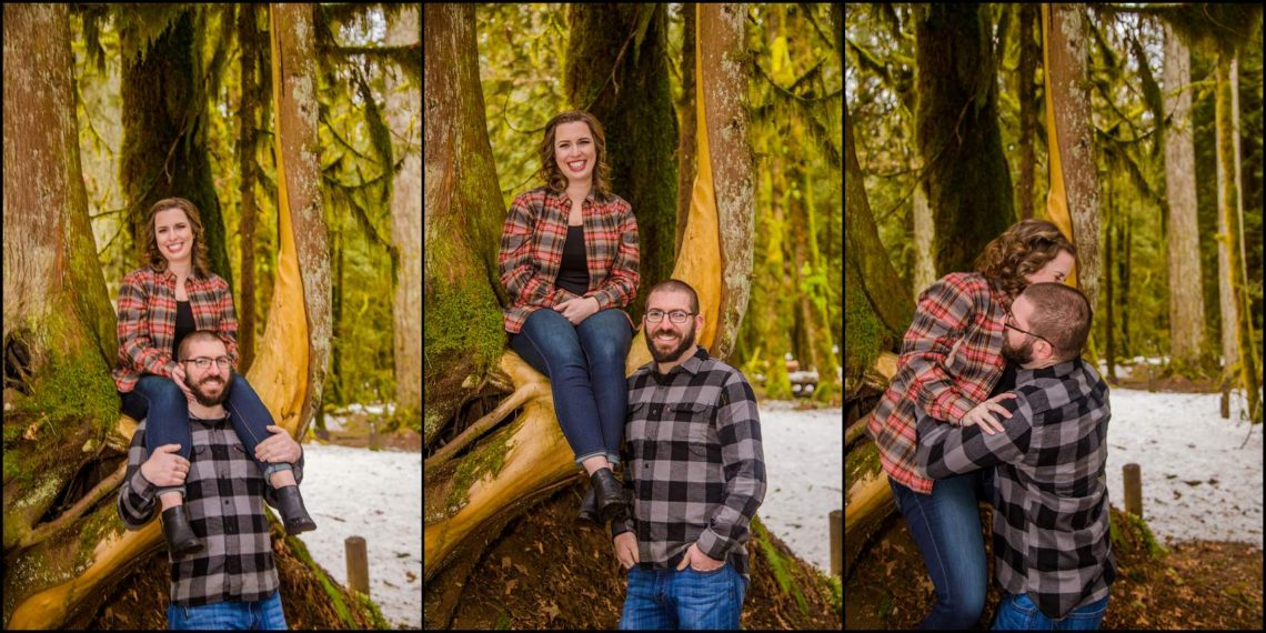 Lauren Hovig 4 1 I LOVE YOU I KNOW | MONEY CREEK ENGAGEMENT SESSION | SKYKOMISH, WA