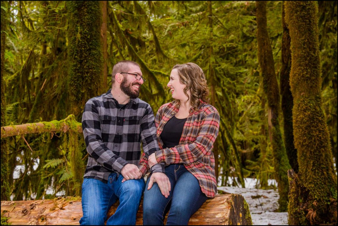 Lauren Hovig 52 I LOVE YOU I KNOW | MONEY CREEK ENGAGEMENT SESSION | SKYKOMISH, WA
