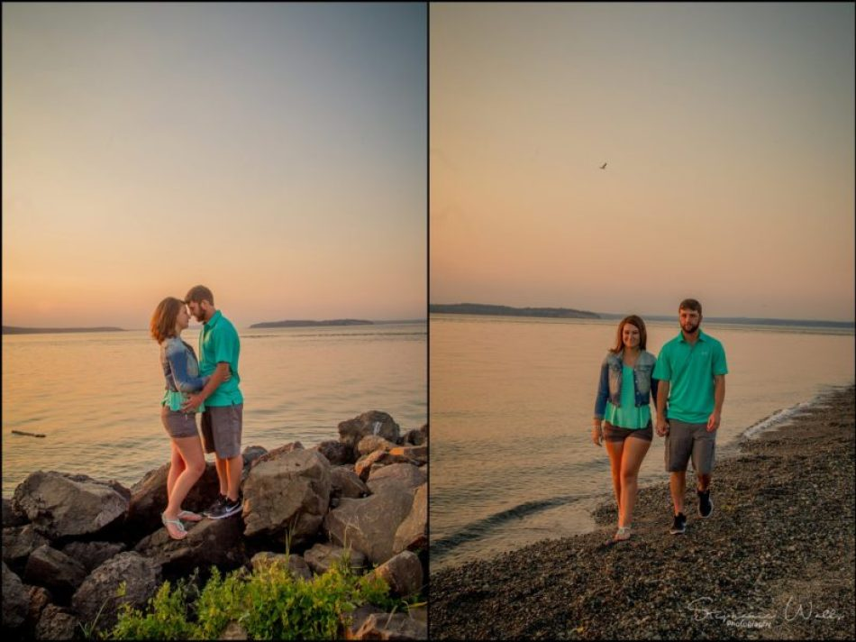 Kelsey Bryce082 800x599 KELSIE & BRYCE | DAIRYLAND + MUKILTEO BEACH ENGAGEMENT SESSION { SNOHOMISH WEDDING PHOTOGRAPHER }