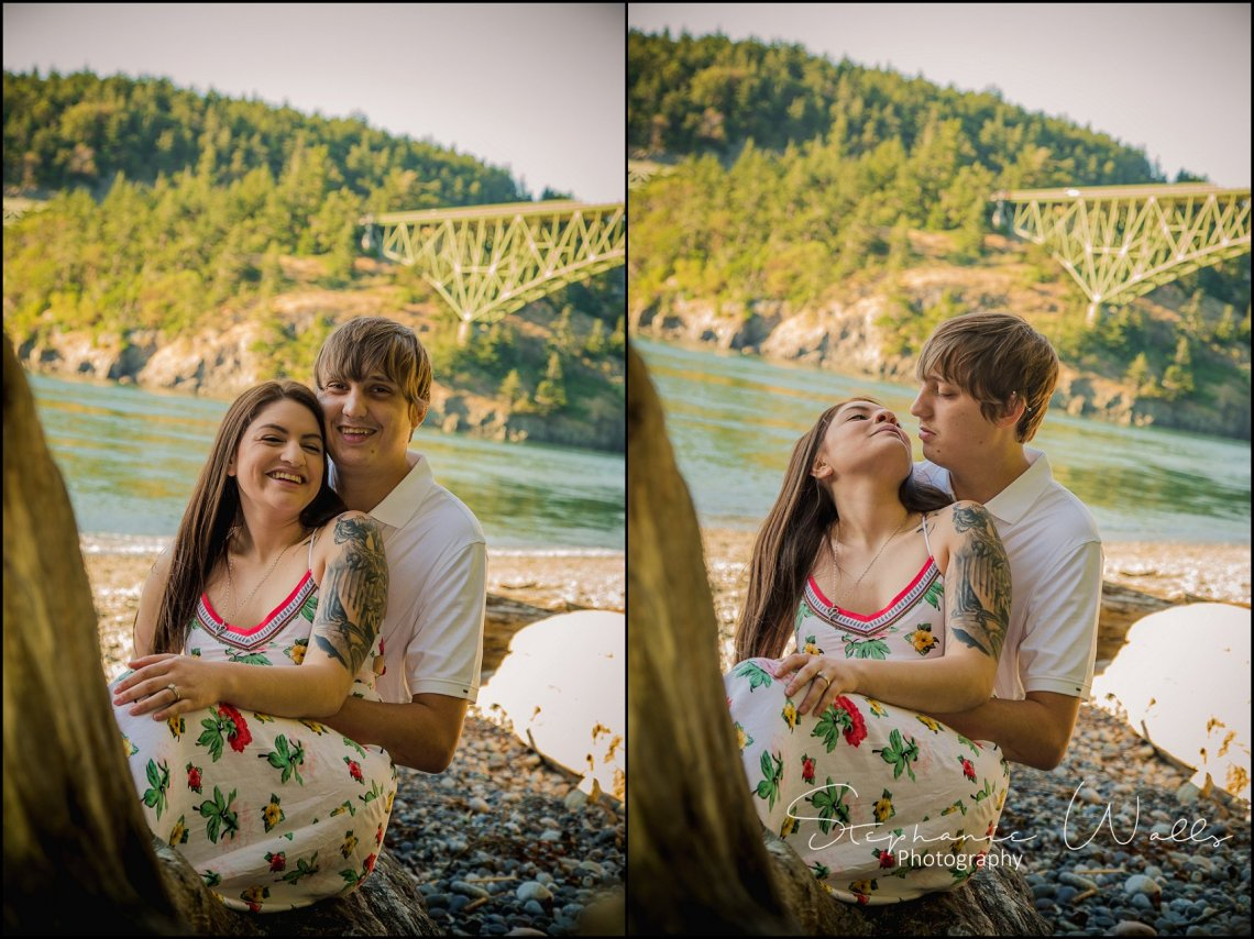 Nataly Marty038 IN A GALAXY FAR FAR AWAY   NATALY & MARTY   DECEPTION PASS ENGAGEMENT SESSION