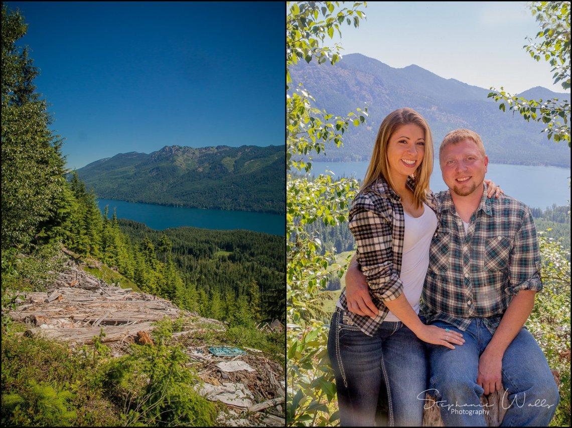 Taylor Jessie013 TAYLOR & JESSE | EASTON, WA ENGAGEMENT SESSION { SNOHOMISH WEDDING PHOTOGRAPHER }