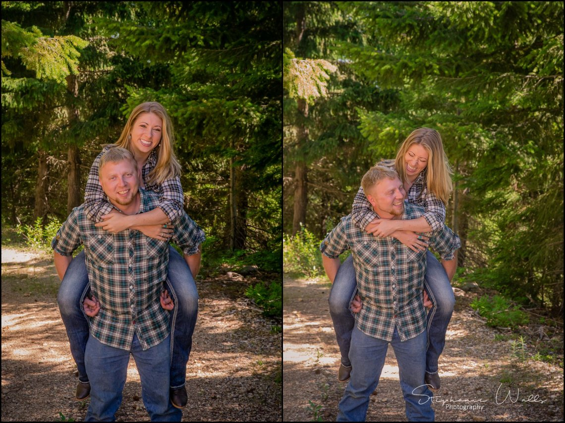 Taylor Jessie037 TAYLOR & JESSE | EASTON, WA ENGAGEMENT SESSION { SNOHOMISH WEDDING PHOTOGRAPHER }