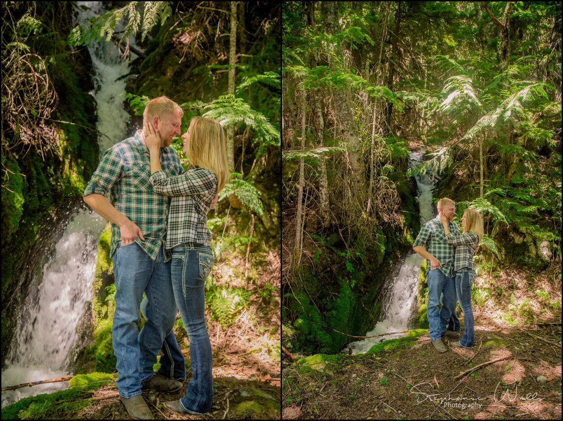 Taylor Jessie048 TAYLOR & JESSE | EASTON, WA ENGAGEMENT SESSION { SNOHOMISH WEDDING PHOTOGRAPHER }