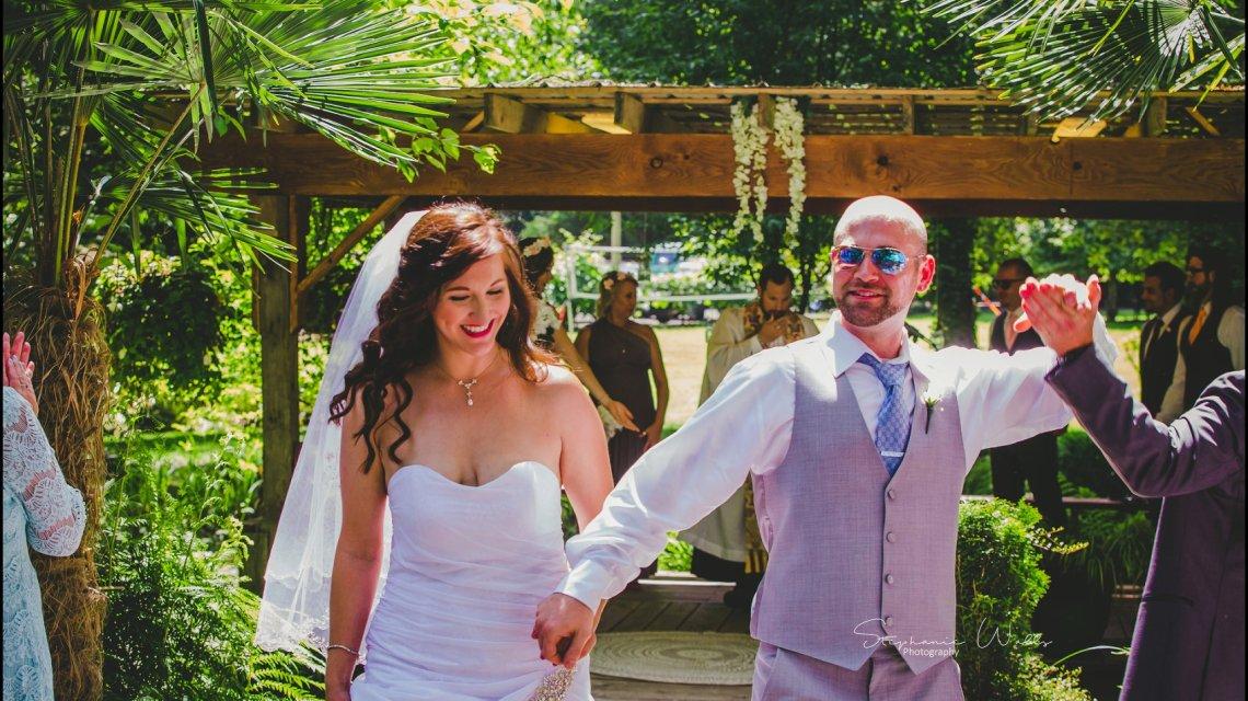 Catherane & Tyler's Diyed Maroni Meadows Wedding   Snohomish, Wa