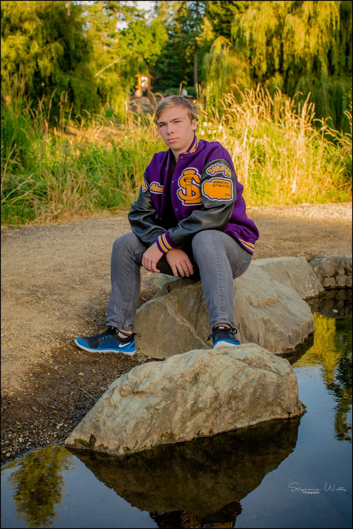 Alex Co2018067 1 Alex Co2018 | Jennings Memorial Park  | Lake Stevens Senior Photographer