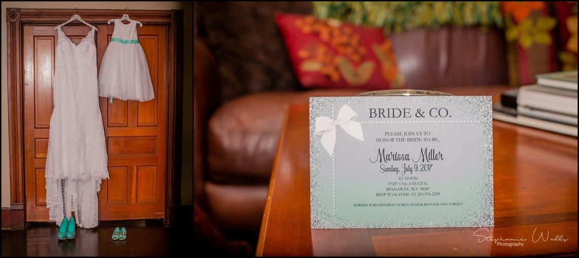 Bracy Wedding047 Marissa & Dustin Orting Manor Wedding   Orting Wedding Photographer