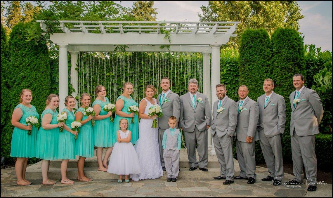 Bracy Wedding103 Marissa & Dustin Orting Manor Wedding   Orting Wedding Photographer