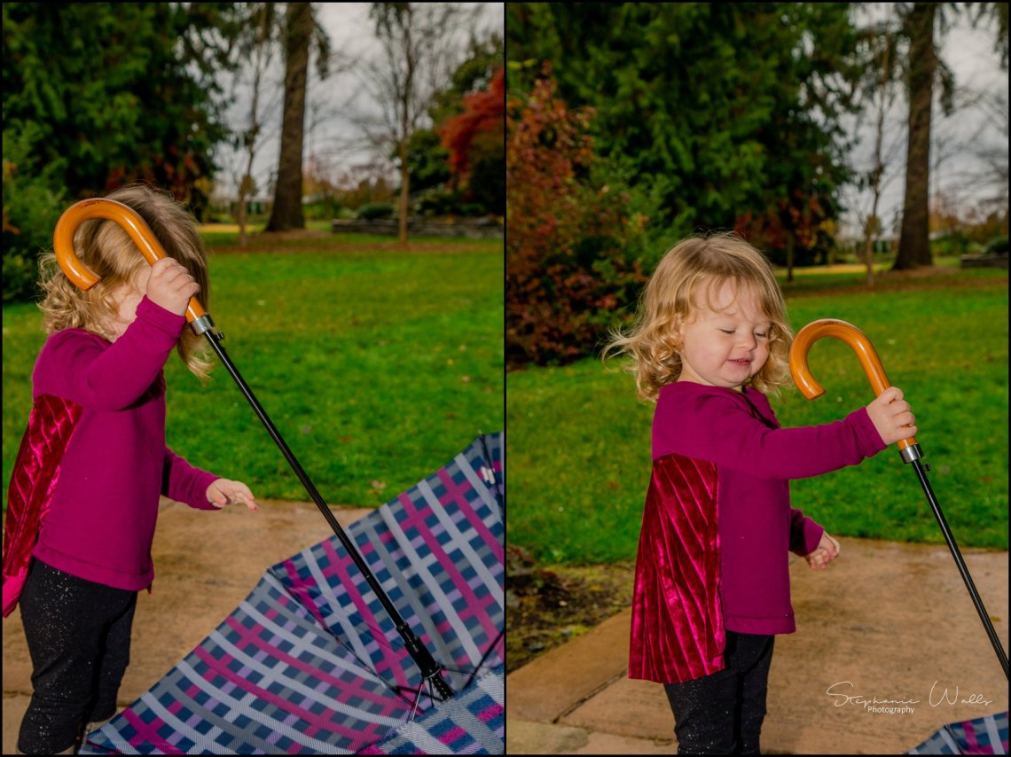 Gunderman Family 025 Rainy Day Family Session | Evergreen Arboretum & Gardens | Everett Family Portrait Photographer