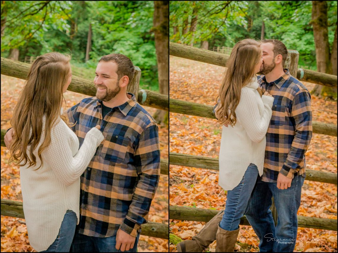 Kylie David 003 Kylie & David | Lord Hill Park Engagement Session | Snohomish Enagement Photographer