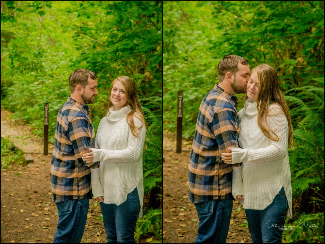 Kylie David 053 Kylie & David | Lord Hill Park Engagement Session | Snohomish Enagement Photographer