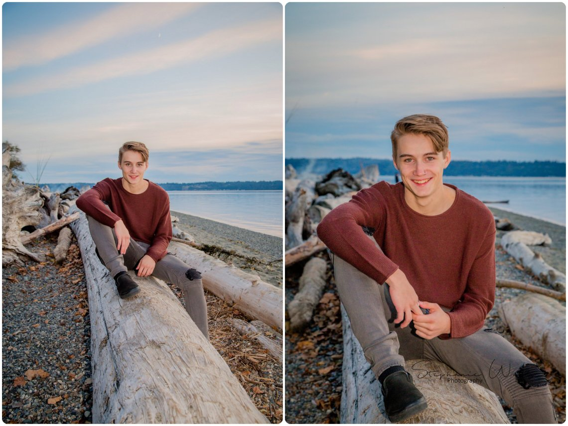 Peyton Co2018 077 1 Peyton Co2018 | Kayak Point County Park | Lake Stevens Senior Photographer