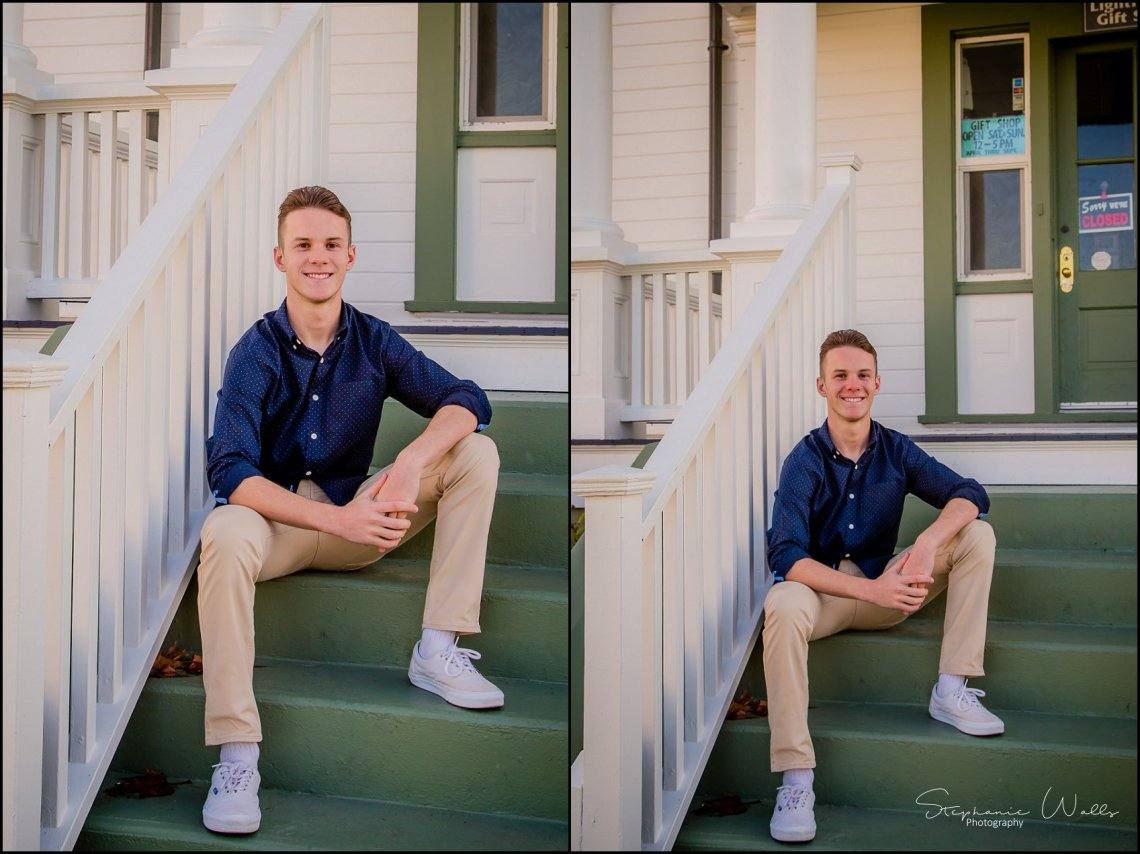 Josh Co2018 002 Josh Co2018 | Mukilteo Lighthouse Park | Bothell High School Senior Photographer