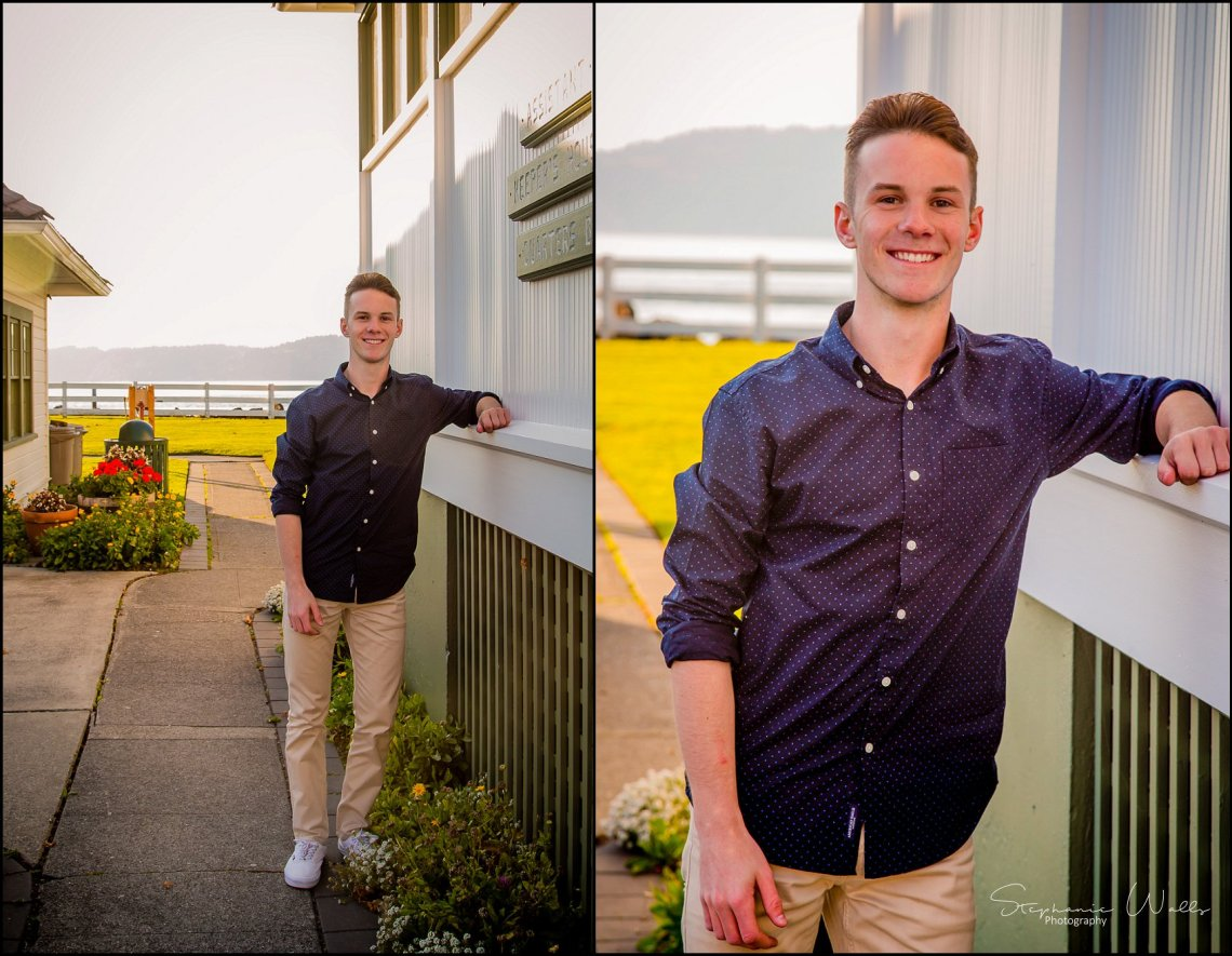 Josh Co2018 022 Josh Co2018 | Mukilteo Lighthouse Park | Bothell High School Senior Photographer