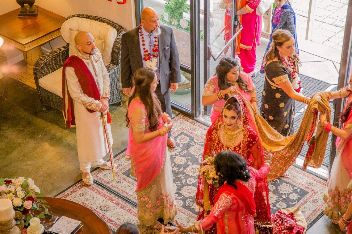 Kaushik 003 Snohomish Fusion Indian Wedding With Megan and Mo
