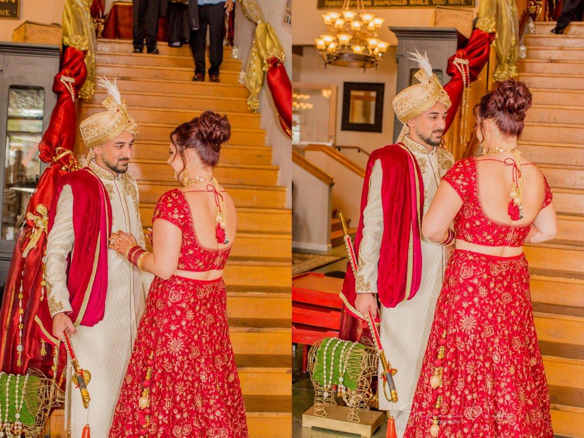 Kaushik 023 2 Snohomish Fusion Indian Wedding With Megan and Mo