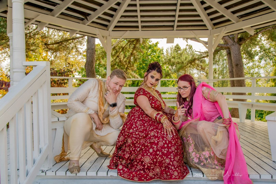 Kaushik 055 Snohomish Fusion Indian Wedding With Megan and Mo