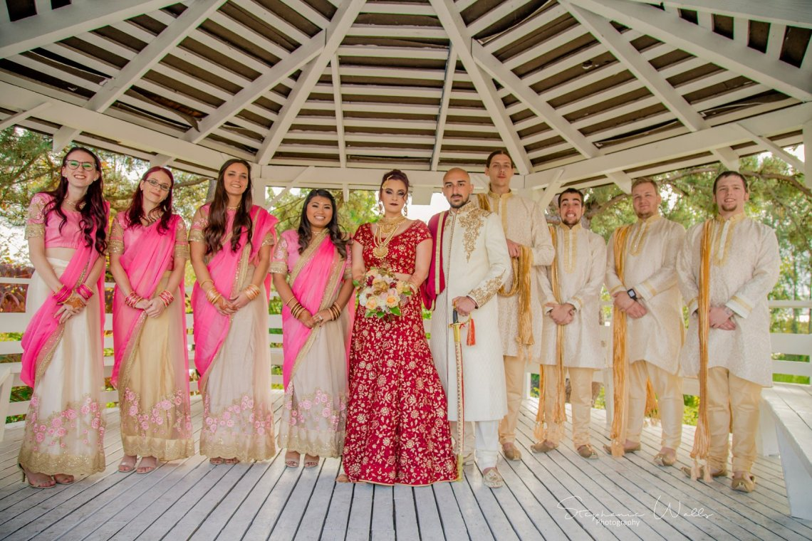 Kaushik 071 2 Snohomish Fusion Indian Wedding With Megan and Mo