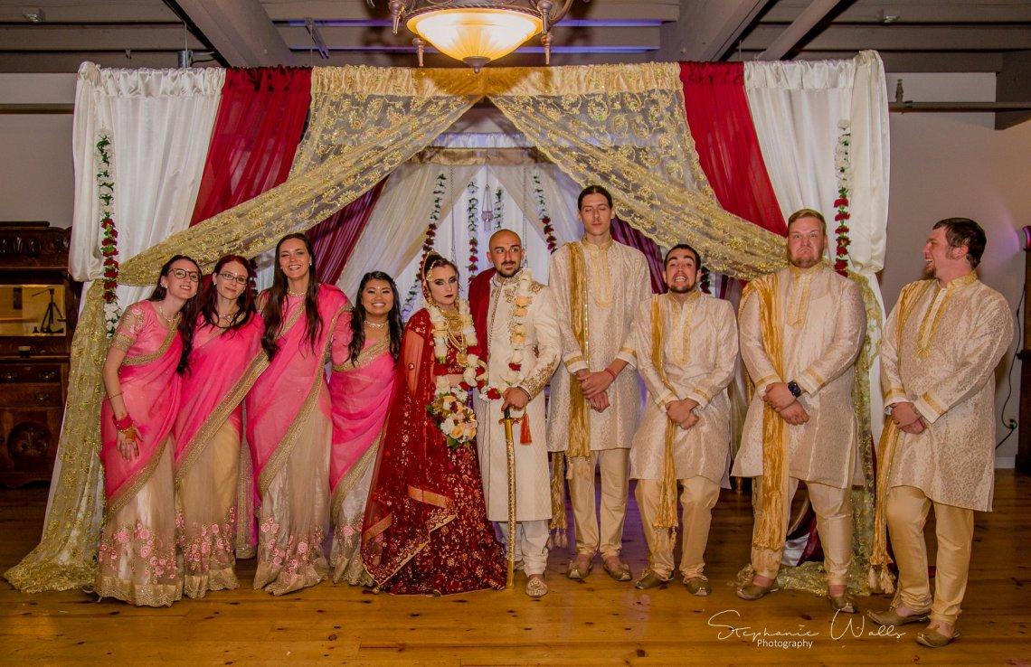 Kaushik 084 2 Snohomish Fusion Indian Wedding With Megan and Mo